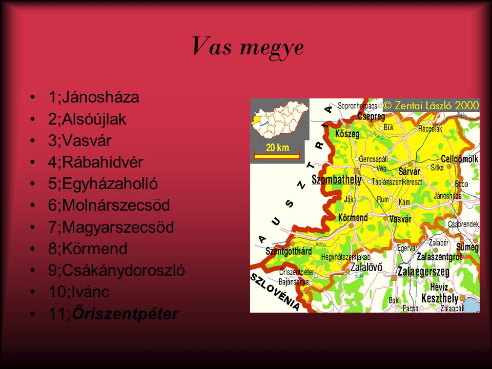 Őriszentpéter Nyugat-Dunántúlon, Vas megyében, földrajzi tájak szerint a nyugat- magyarországi peremvidéken, azon belül a Vasi- Hegyháton, pontosabban az Őrségben, mint kistájon fekszik..