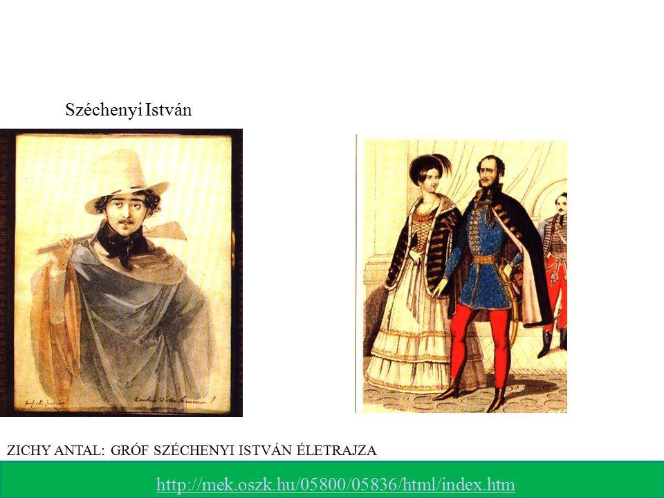 1791- ben született Bécsben Részvett a napóleoni háborúkban 1810-es évtől nyugati utazások Anglia 1825-től az országgyűlések résztvevője MTA http://vagta.hu/rajzpalyazat/2010/_html/tortenetek.html