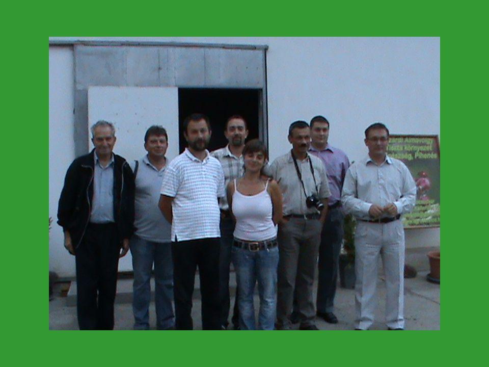 Másnap kilátogattunk a Kozárdon megrendezett Magyar Ízek-Magyar Színek Gasztronómiai és Gyümölcsfesztiválra.