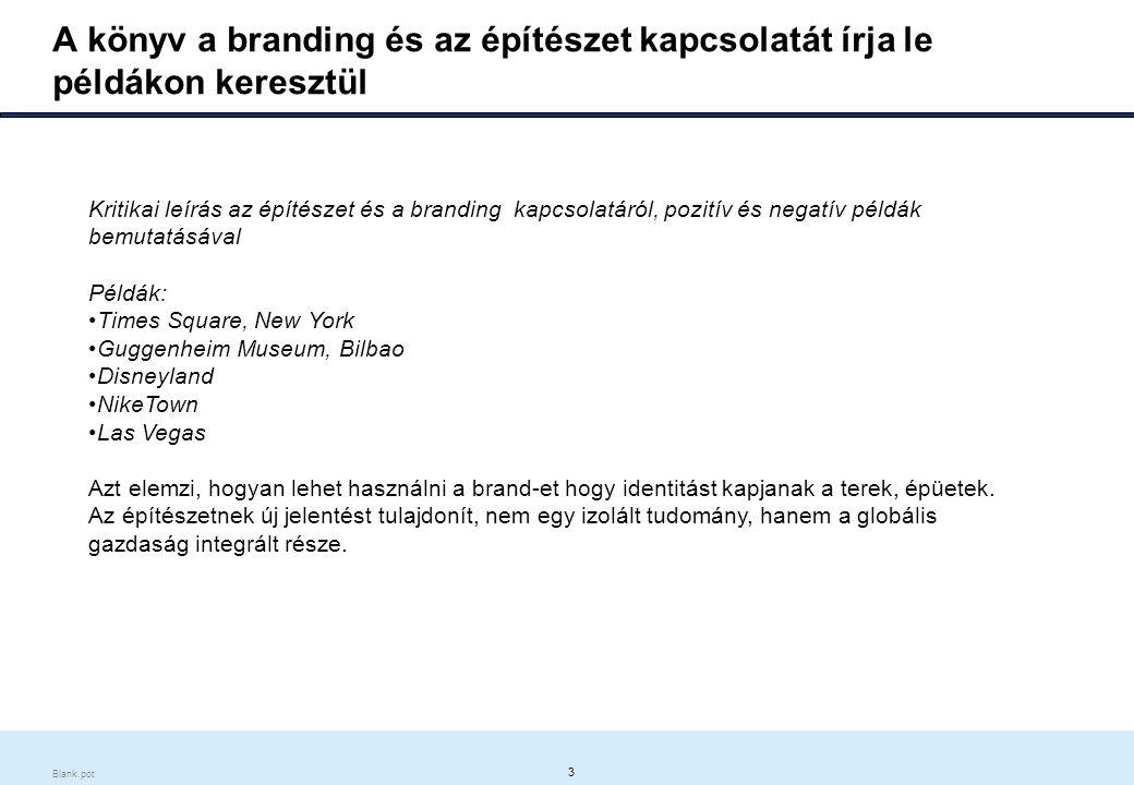 4 Blank.pot Brand: életmóddá változtat egy terméket…