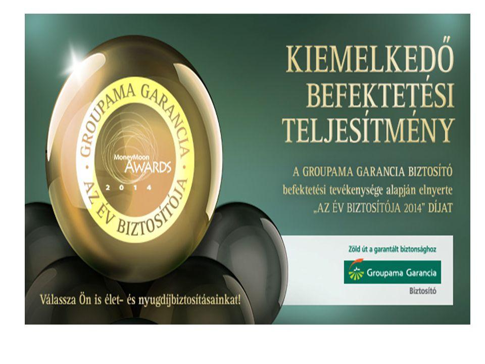 Közel ügyfeleinkhez A Groupama Garancia Biztosító elérhetősége, ügyfelekhez való közelsége egyedülálló:  150 ügyfélszolgálati iroda  1500 fő tanácsadó  400 alkuszpartner  közel 400 OTP Bank fiók  direkt – online és telefonos - csatornák