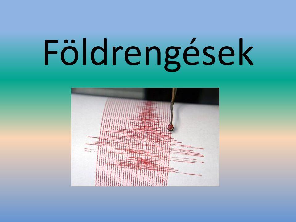 Földrengések