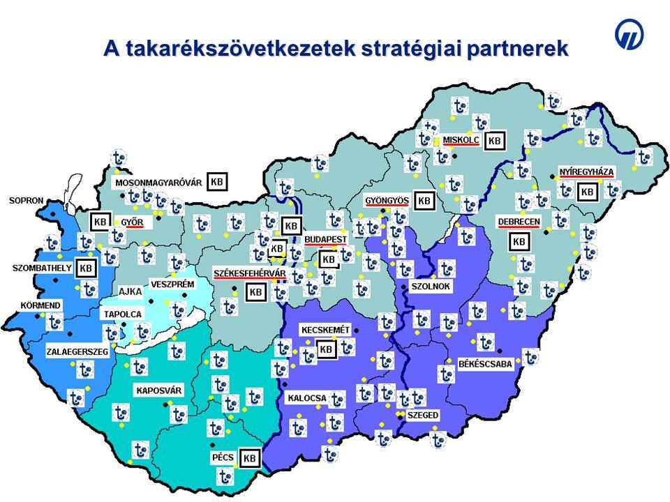 SIGNAL BIZTOSÍTÓ Vállalkozói vagyonbiztosítások – Szakmai Nap 4 A takarékszövetkezetek stratégiai partnerek