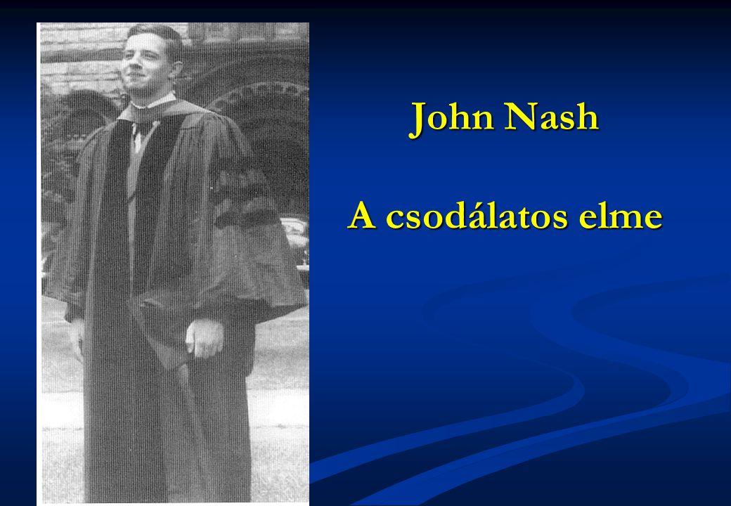 John Nash A csodálatos elme
