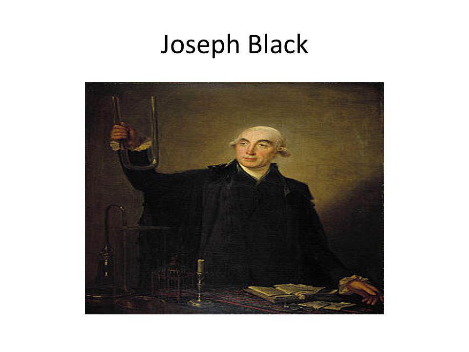 Elismerésre méltó, hogy a vérbeli kísérleti fizikus Black mennyire tisztán látta, hogy a caloricum- elmélet csupán hipotézis, mert hőfolyadékot önállóan senki sem tudott megfigyelni.