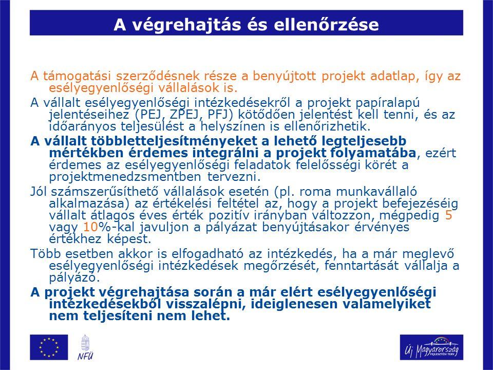 A vállalható fenntarthatósági intézkedések 2.