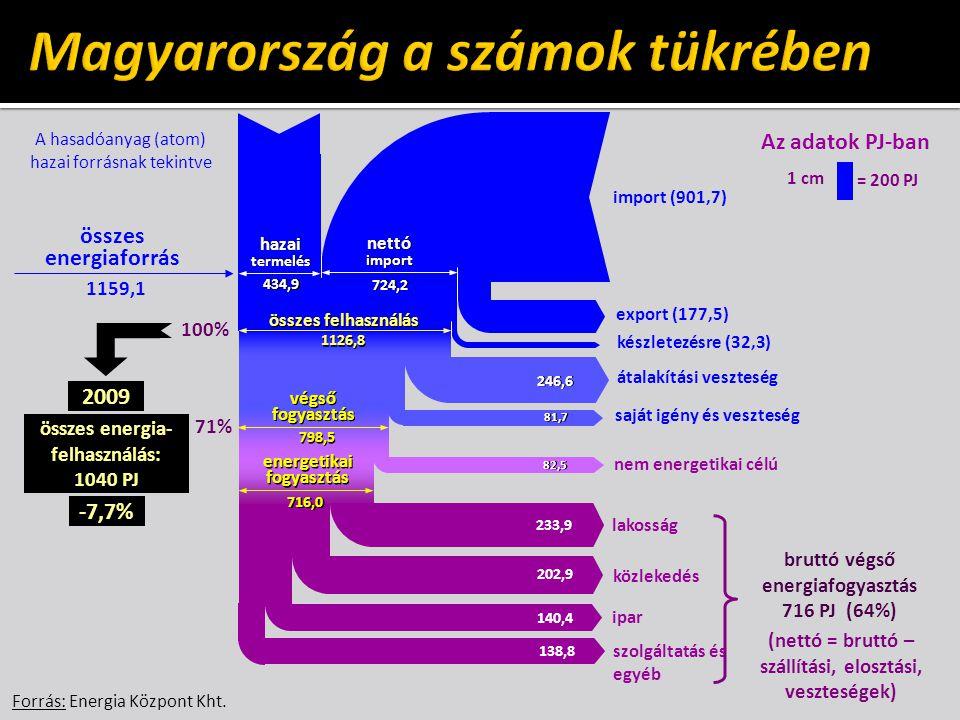 Forrás: Energia Központ Kht.