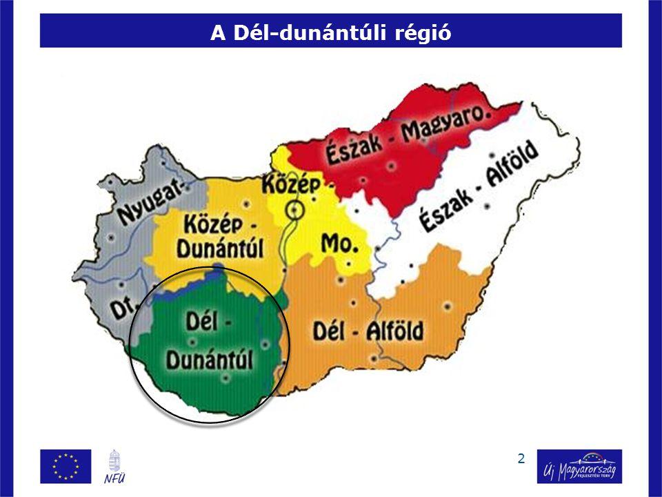 A Dél-dunántúli régió 2