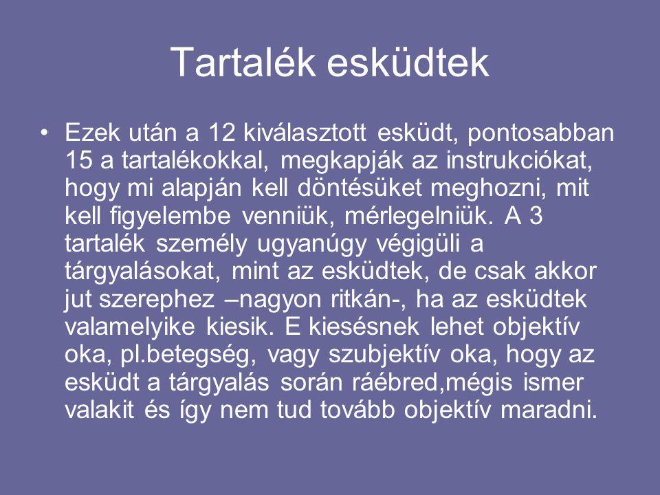 A magyar ülnökrendszer Ülnök lehet, aki büntetlen előéletű, választójoggal rendelkezik, magyar állampolgár és a 30.
