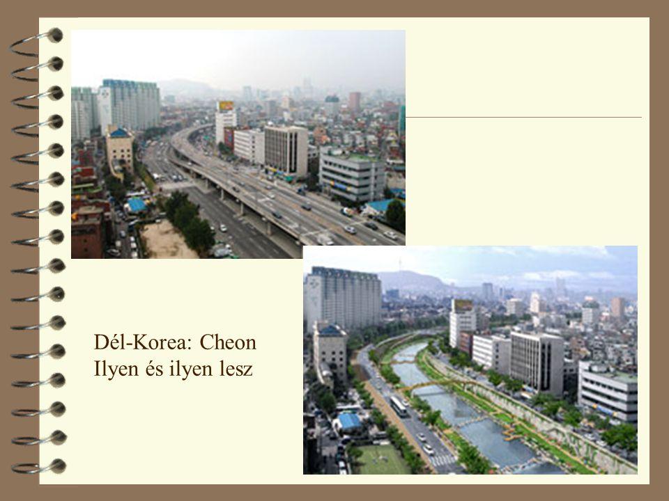 23 Dél-Korea: Cheon Ilyen és ilyen lesz