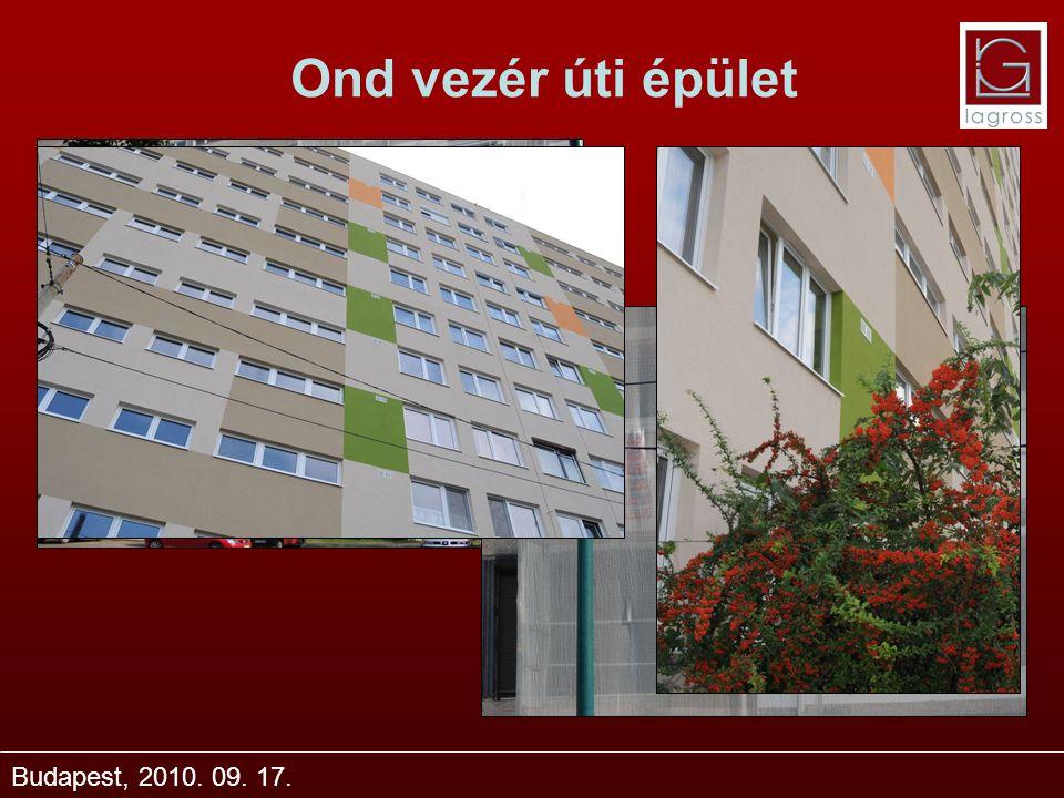 Ond vezér úti épület Budapest, 2010. 09. 17.