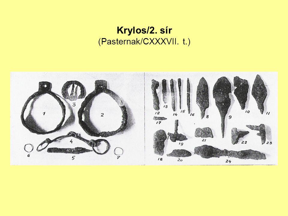 Krylos/2. sír (Pasternak/CXXXVII. t.)
