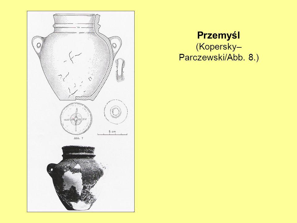 Przemyśl (Kopersky– Parczewski/Abb. 8.)