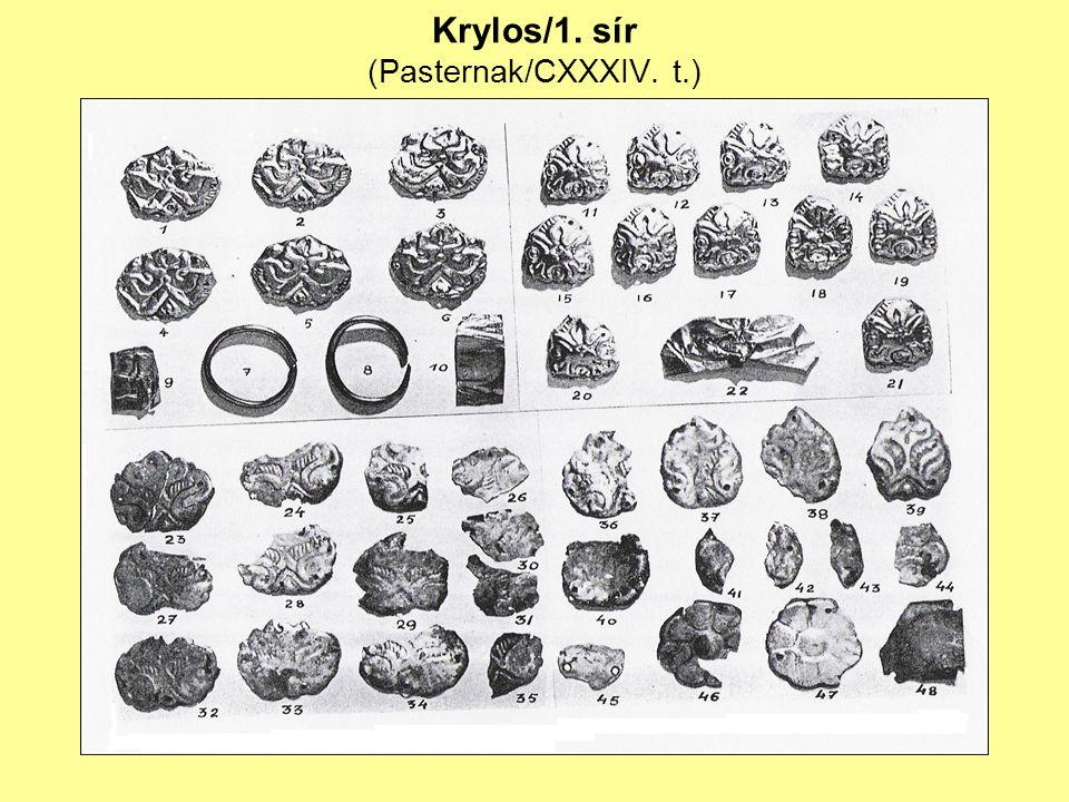 Krylos/1. sír (Pasternak/CXXXIV. t.)