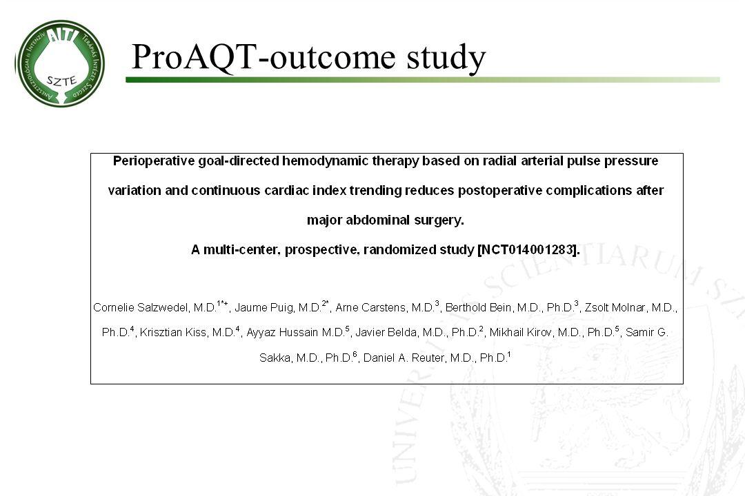 ProAQT-outcome study