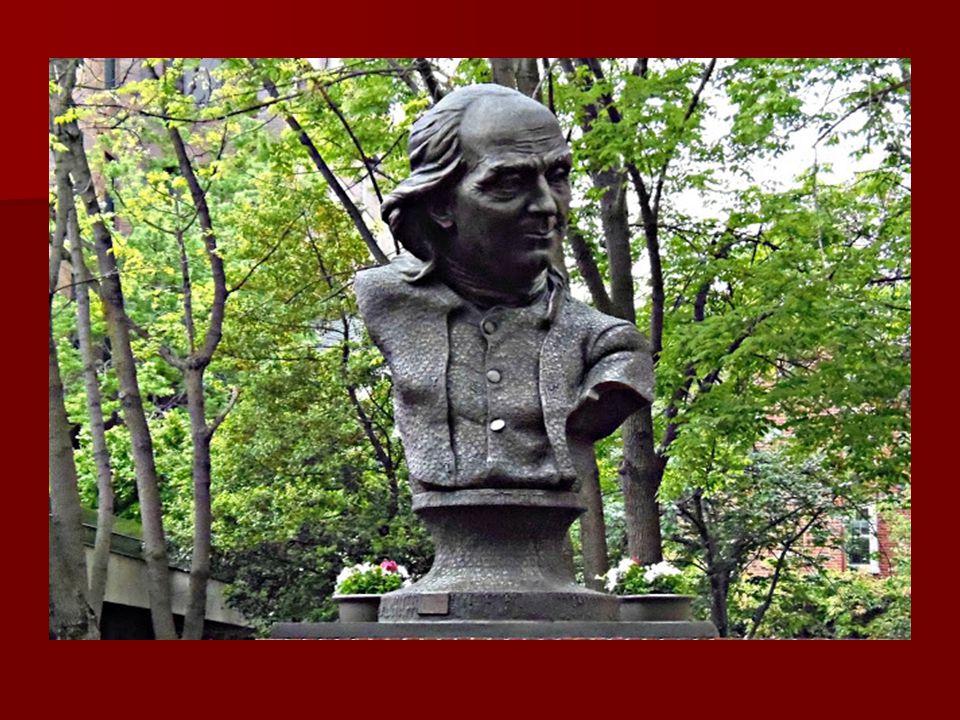 A város kiemelkedő egyénisége Benjamin Franklin volt. Róla általában annyit tudunk, hogy ő találta fel a villámhárítót. A város kiemelkedő egyénisége