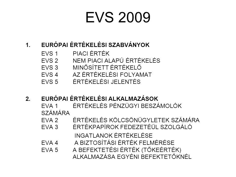 EVS 2009 AZ EU EDDIGI KEZDEMÉNYEZÉSEI, DÖNTÉSEI - 2006/48/EK SZ.