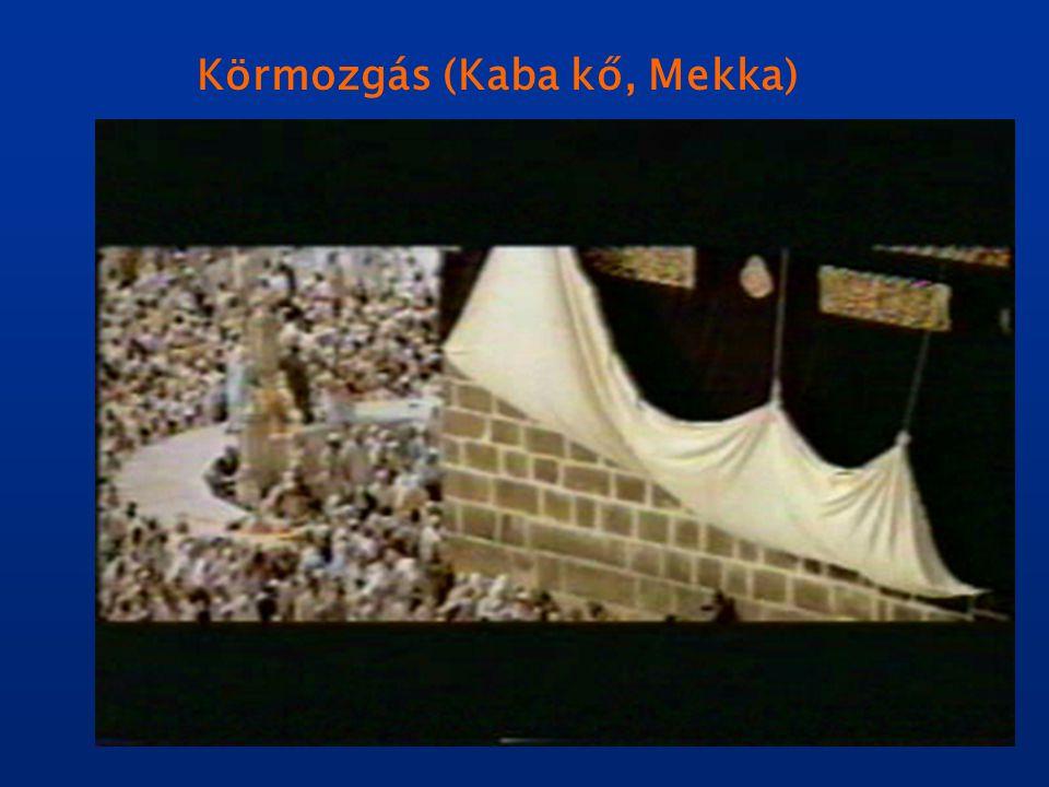 Körmozgás (Kaba kő, Mekka)
