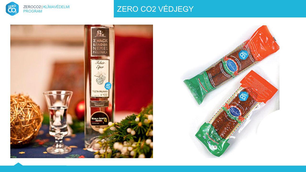 ZERO CO2 VÉDJEGY