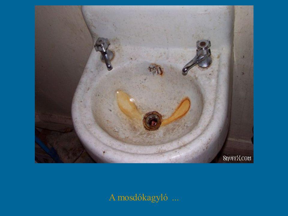 A fürdőszoba következik...