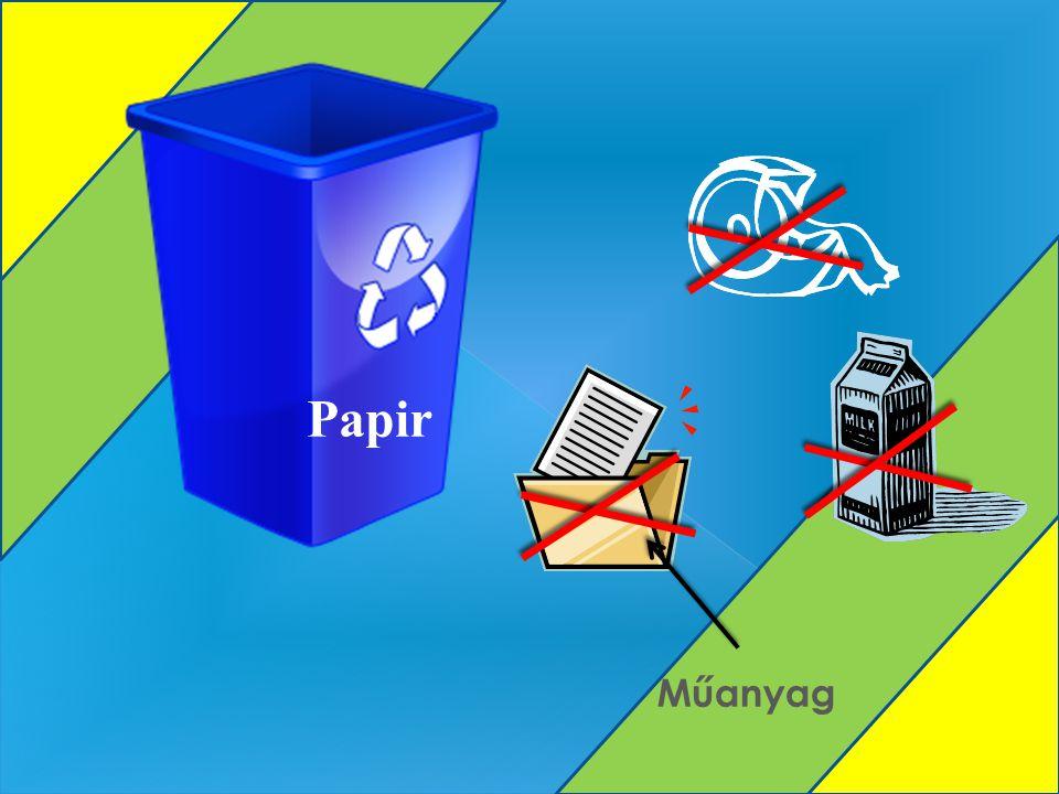 Műanyag Papir