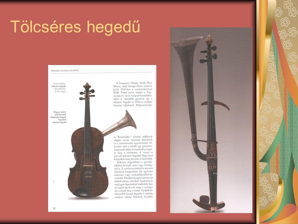 Tölcséres hegedű