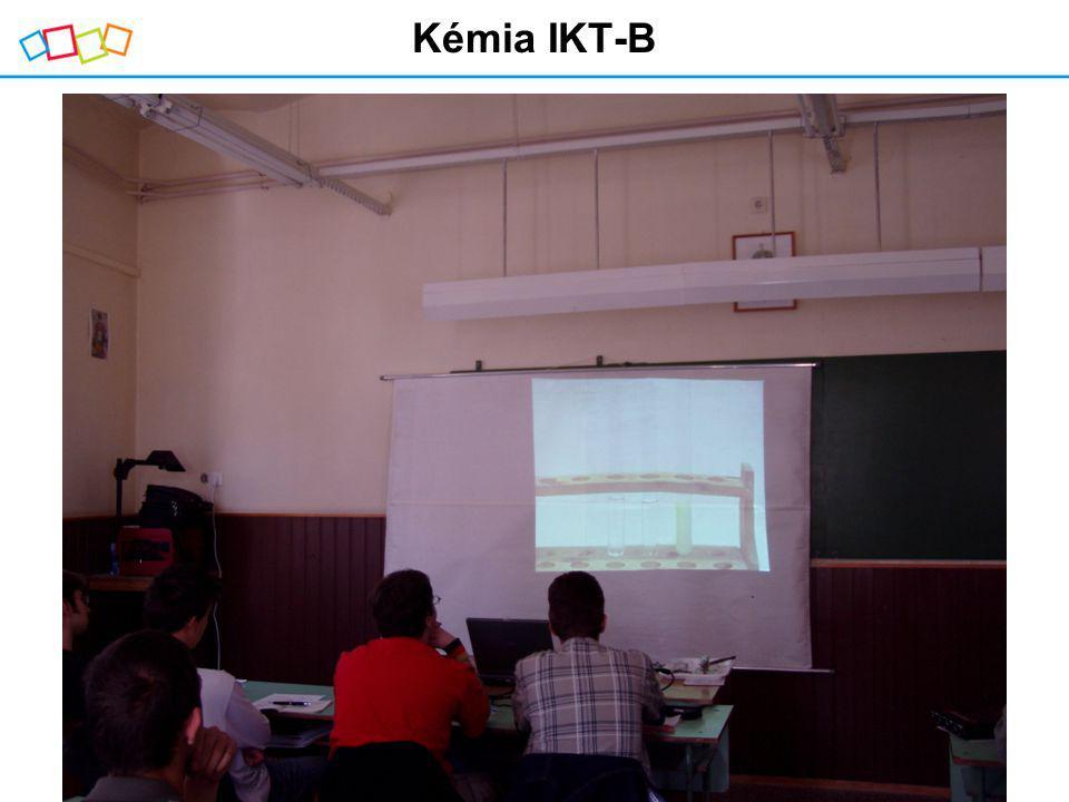 videó veszélyes kísérlet (bróm) anyag hiány (cc. H 2 SO 4 ) ismétlés kiegészíthet más modult pl. szövegértés projektor, laptop kipróbált tananyagok: –