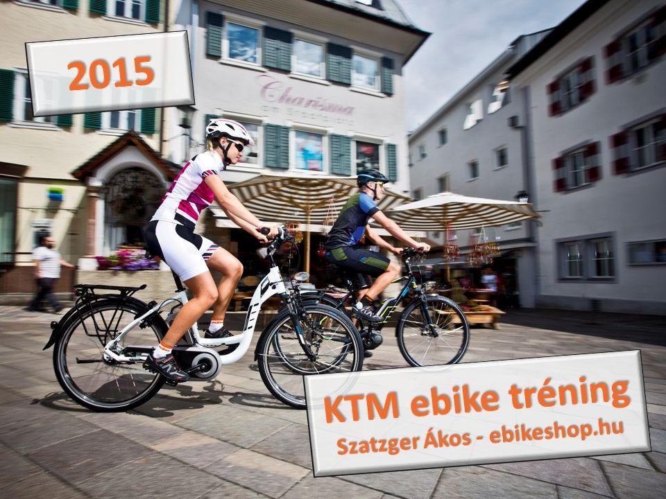 Tartalom Bemutatkozás Elektromos kerékpár alapok Piaci lehetőségek Európa/Magyarország Célközönség KTM motorrendszerek Kérdések Kerékpár próba 2