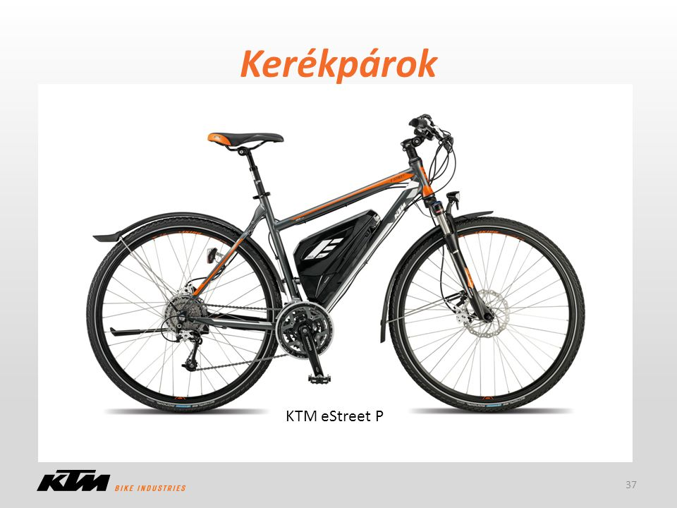 Kerékpárok 37 KTM E-Lycan P KTM eStreet P