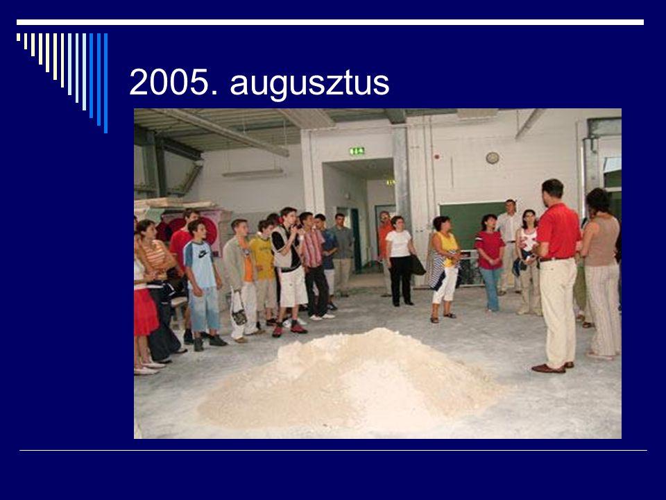 2005. augusztus
