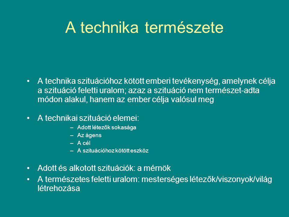 Érték és tudás a kiberkultúrában Kultúra és kiberkultúra átértékelések: a természetié, ill.