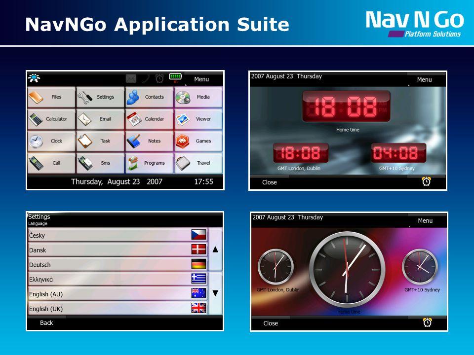 Corporate Headquarters Nav N Go Kft.Bérc u. 23.