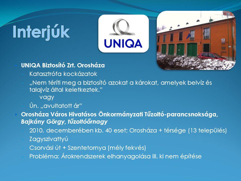 UNIQA Biztosító Zrt.