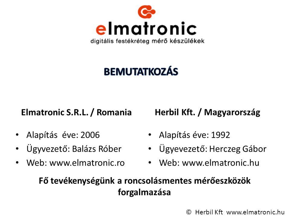 Elmatronic S.R.L.