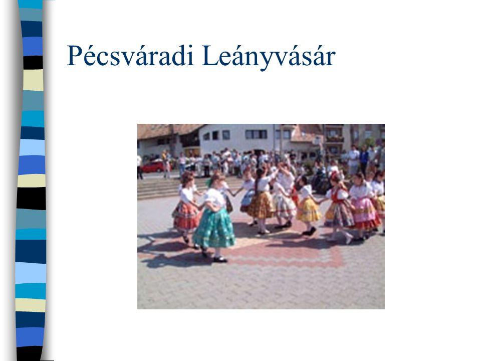 Pécsváradi Leányvásár