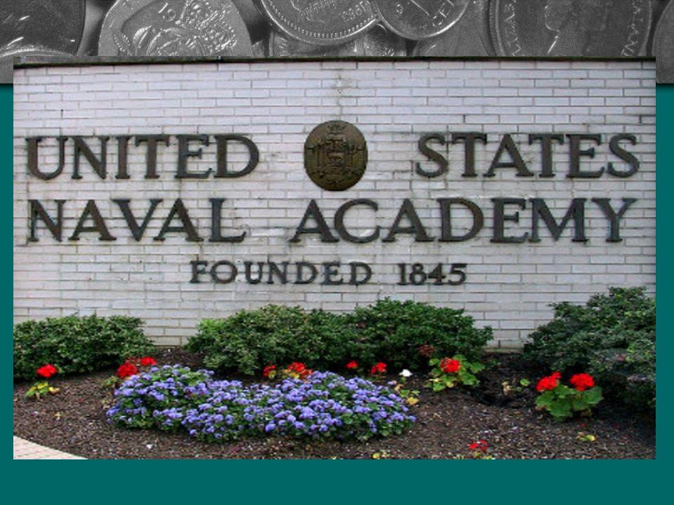 Itt létesítették a Tengerészeti Akadémiát, amely az Egyesült Államok egyik legnagyobb becsben tartott felsőoktatási intézménye. Több mint 40 asztronau