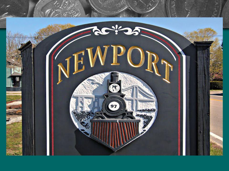 Newport: A Rhode Island államban fekvő települést a milliárdosok városának is nevezik, hiszen a függetlenség kivívása után megindult gazdasági fejlődé