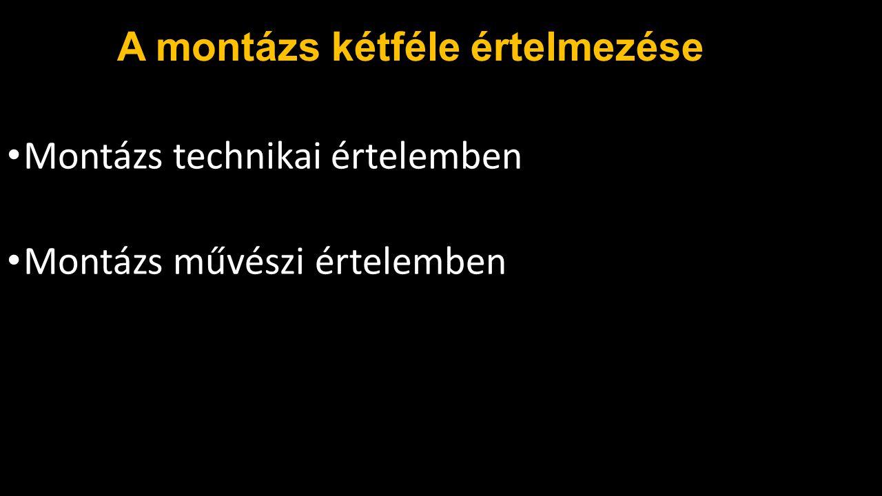 Lev Kulesov Kulesov-effektus 2. 00:00:30