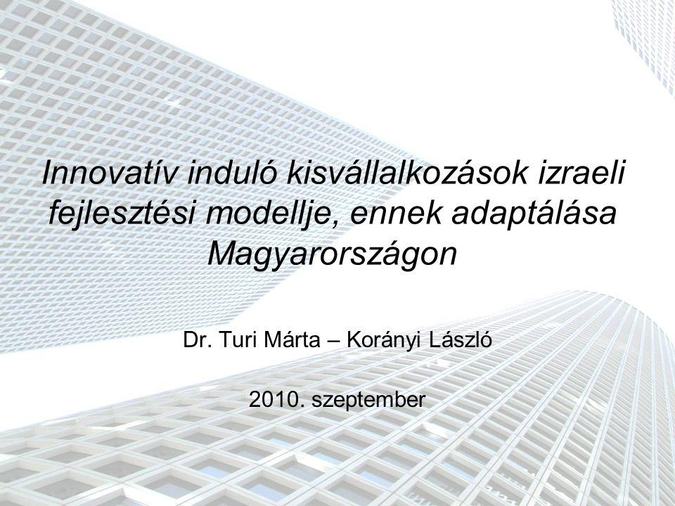 Turi M.- Korányi L. 2010.