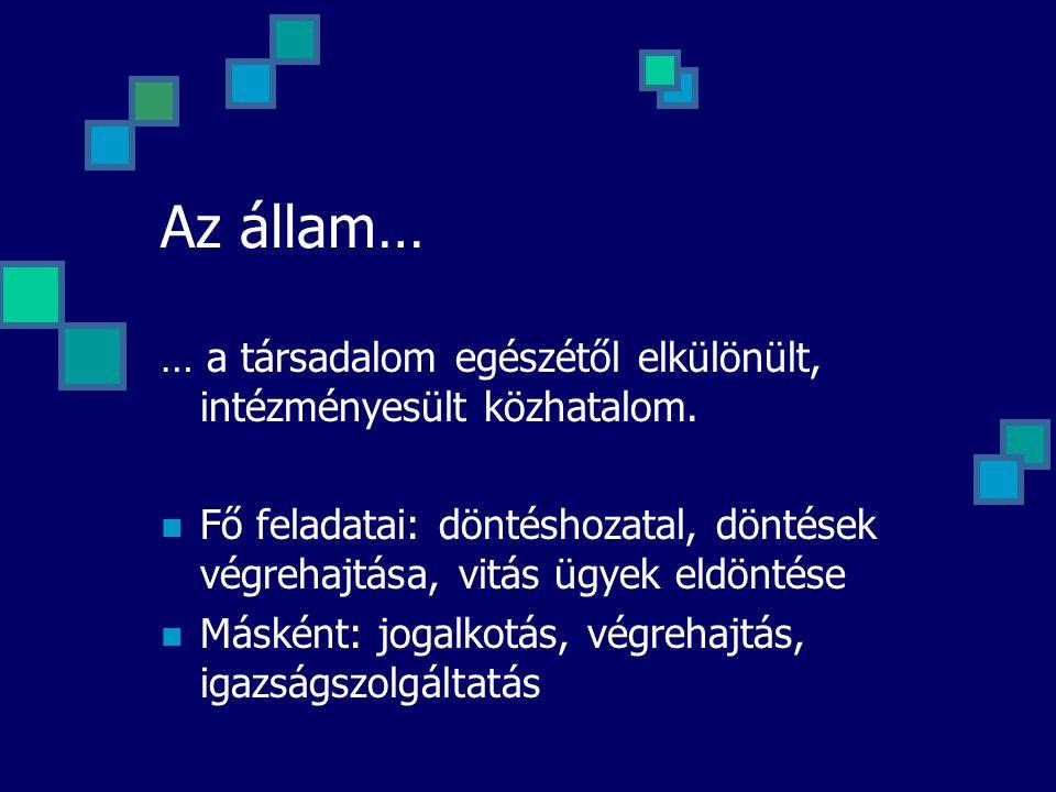 Információs társadalom Információs forradalmak 1.a beszéd kialakulása 2.