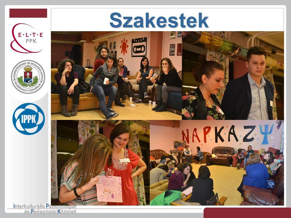 Szakestek ELTE PPK Interkulturális Pszichológiai és Pedagógiai Központ