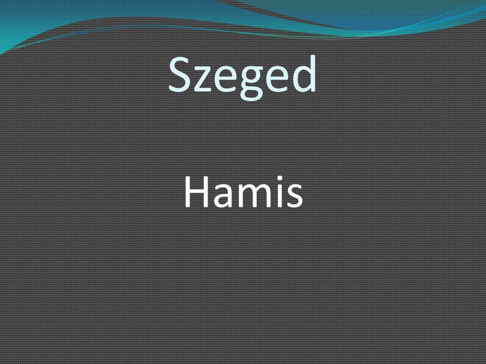 Szeged Hamis