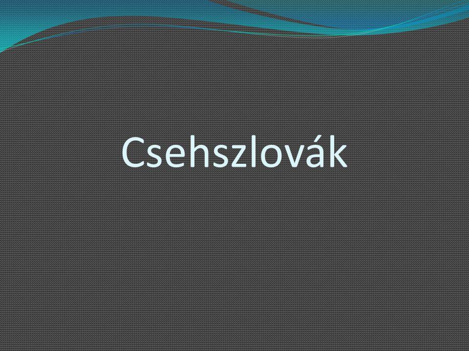 Csehszlovák