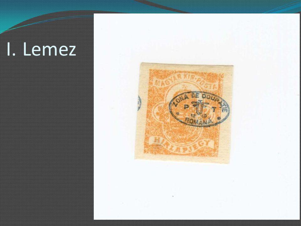 I. Lemez