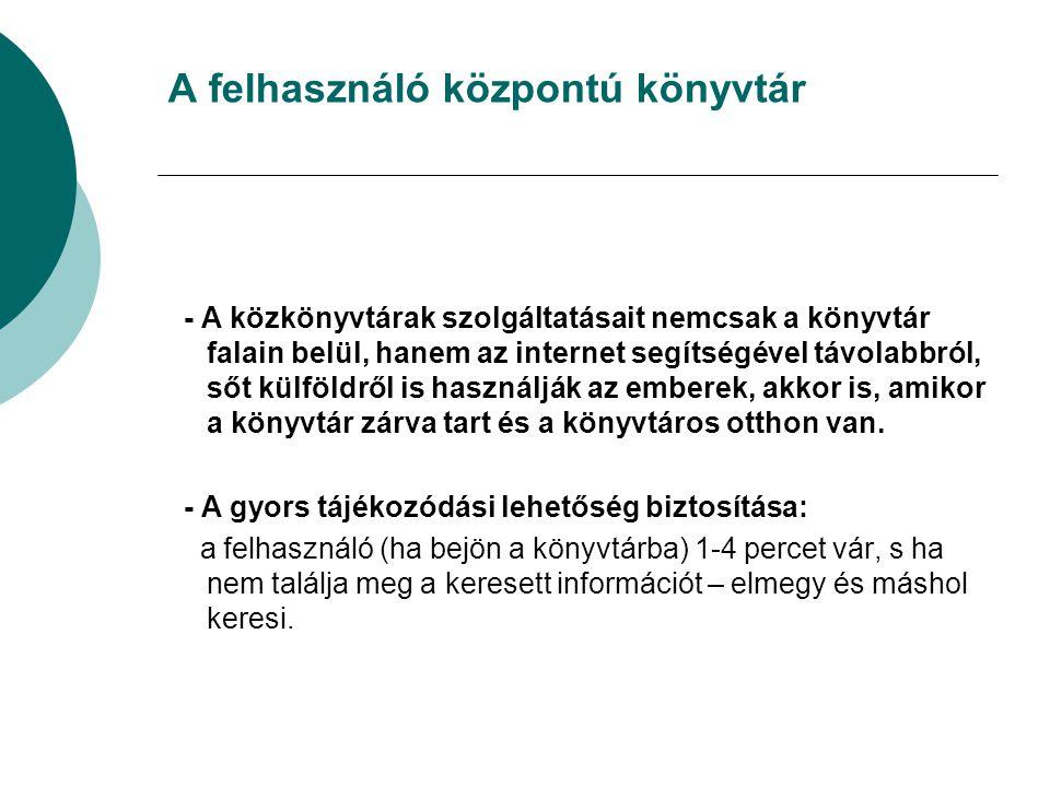 EU ajánlások és kritériumok a kulturális honlapok készítéséről Az Európai Unió Minerva Projekt keretében kiadott kézikönyv (2003) Magyar fordításban: Kézikönyv a minőségi elvekről Quality Principles for cultural Web Sites: a handbook Fordította: Bárány Barbara, Budapest 2004.