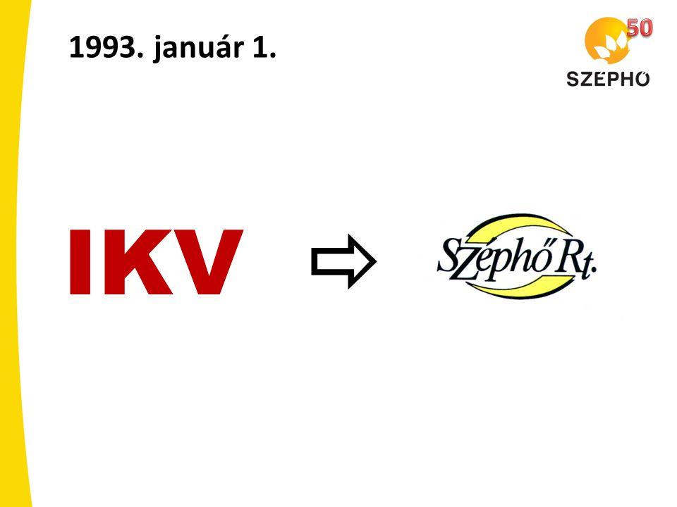 1993. január 1. IKV 