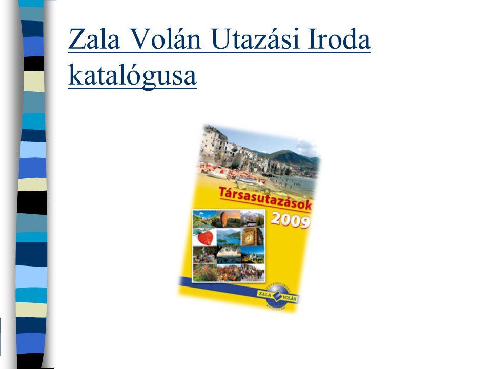 Szezonális katalógusok Programfüzet (katalógus) általában évente kétszer kerül kiadásra, nyári- és téli- katalógusok formájában.