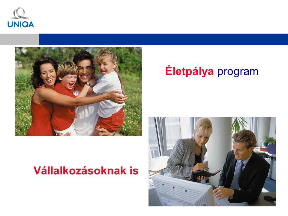 Vállalkozásoknak is Életpálya program