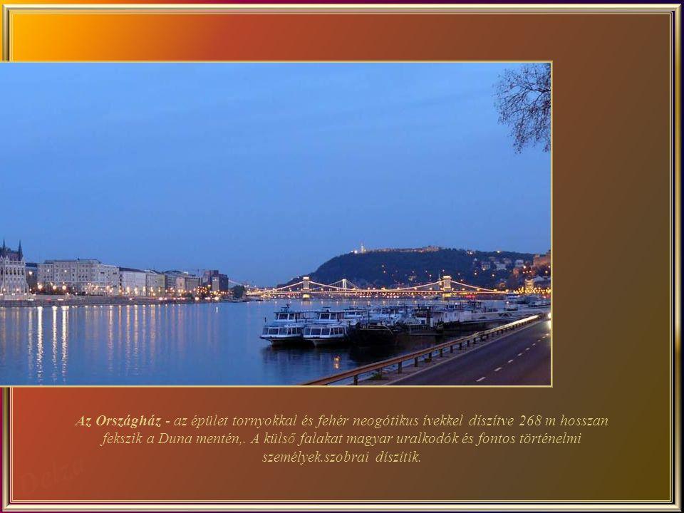 A Magyar Országház épülete, az Országgy ű lés központja-Magyarország és Európa egyik legrégebbi törvényhozó épülete -A történelmi magyar jogszabályok
