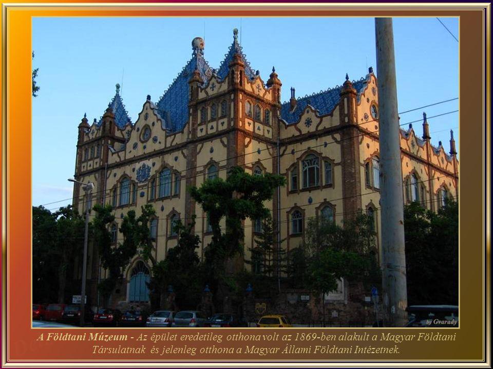 Budapest, szobrokban a világon az egyik leggazdagabb város, kétségkívül lehetetlen lenne ezek közül a legjobbat kiválasztani.